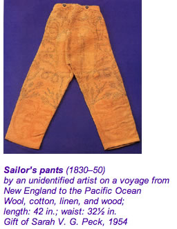 Sailor's pants